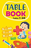 Table Book: Tables 1 to 40: Tables 1 - 40