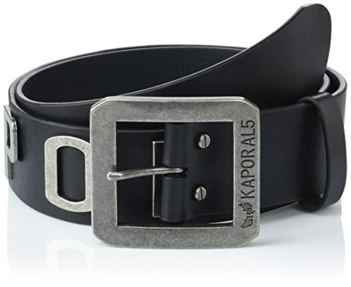 Kaporal Herren Gürtel Ixane17m06 Noir (Black)