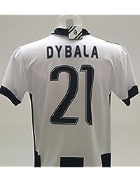 Camiseta Jersey Futbol Juventus Paulo Dybala 21 Replica Autorizado (L)