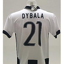 Camiseta Jersey Futbol Juventus Paulo Dybala 21 Replica Autorizado (S)