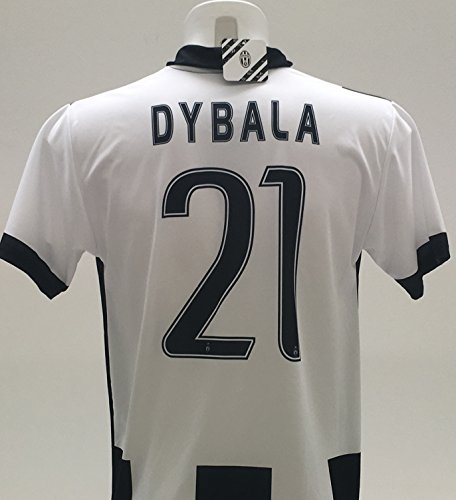 trikot-fussball-juventus-paulo-dybala-21-replik-autorisierte-junge-manner-xl