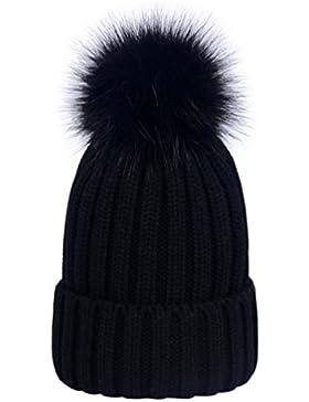 Lau's Gorros tejidos de invierno