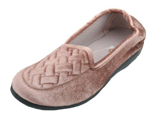 Slumberz, Pantofole donna Marrone (beige)