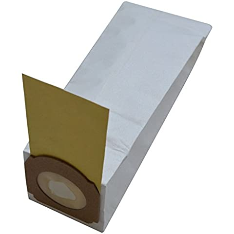Aspirapolvere Service 290000023 Superten Sacchetti Multistrato, Super Resistenti, Marrone, 35 x 25 x 8 cm