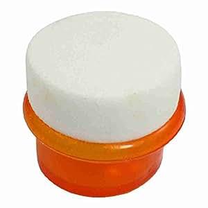 Orange Rouge Blanc cuisine robinet d'eau 13mm Inlet PVA filtre