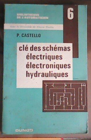 Cle des schemas électriques électroniques hydrauliques