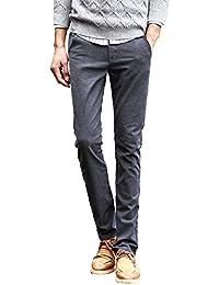 Unknown - Pantalon - Skinny - Homme gris gris 38