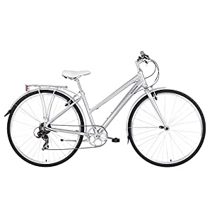 416a6AoZ66L. SS300  - Barracuda Women's Vela 1 Ws Alloy Hybrid Fe Bike