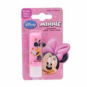 Disney Minnie Lippenbalsam Lip Balm, Kirsche Cherry Cerise, 4.8g
