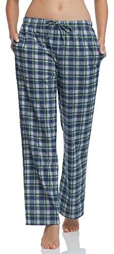 Merry Style Damen Schlafanzugshose MPP-001 (Muster-3 (425804), S) -
