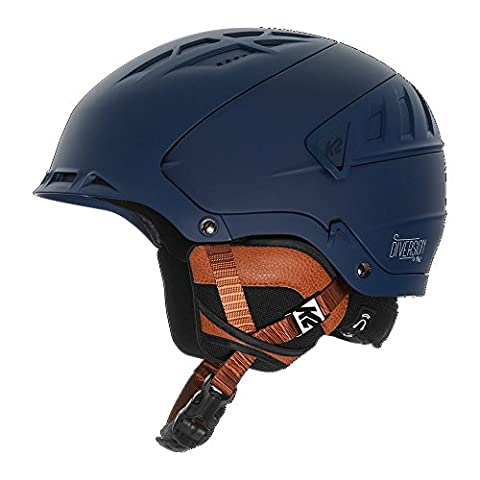 K2 Skis K2 Damen/Herren Skihelm Diversion S 10A4000.1.2.S Helm, Blau, S (51-55cm) (Best Tech-weihnachtsgeschenke 2016)