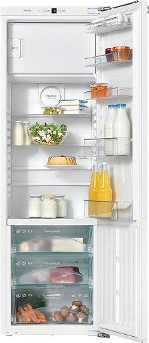 Miele K37282IDF EU2 Kühlschränke /  Energieeffizienz A++ / 177 cm / 230 kWh/Jahr / 27 Liter Kühlteil / 257 Gefrierteil / PerfectFresh