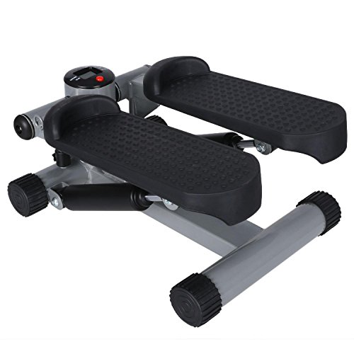 grapest Mini Stepper Máquina de Step Fitness Stepper Twister Ejercicio en Casa