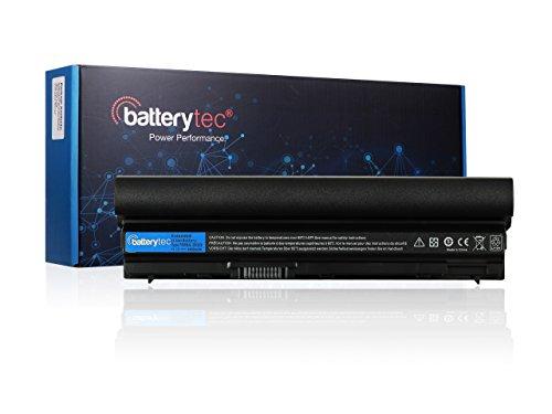 Batterytec® Laptop Akku für Dell Latitude E6220 E6230 E6320 E6330 E6430s. HGKH0 HJ474 J79X4 F33MF FHHVX FN3PT WJ383 WRP9M X57F1.[11.1V 4400mAh, 12 Monate Herstellergarantie]