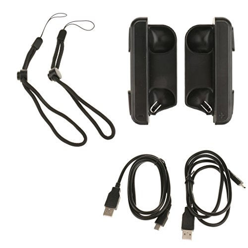 Homyl Empuñadura de Carga con Cable USB Correa Kit función de Indicador de Carga Herramientas