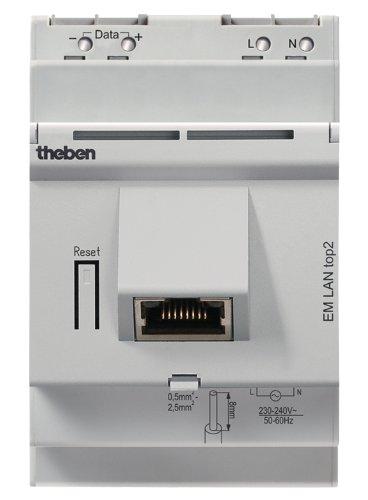 Preisvergleich Produktbild Theben 6490900 EM LAN TOP2
