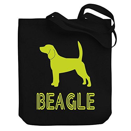 Teeburon Beagle NEON Sac Cabas