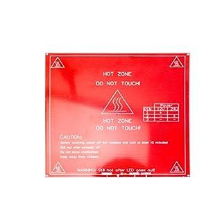 TwoTrees 3D Drucker Federstahlblech Abnehmbare Flexibel Magnetische Heizbett Plattform f/ür Reprap Prusa i3 MK3 MK2.5 Ender 3 5 Sapphire PRO S 220 * 220mm
