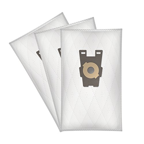 ✧WESSPER® Sacchetti per aspirapolvere Kirby Sentria II (3 pezzi, sintetici)