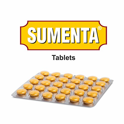 SUMENTA combines the goodness of herbal ingredients that have proven anti-depressant and anxiolytic properties. They are as follows:-  . Brahmi- Has anxiolytic effect. . Tagara and Jatamansi- Have soothing and sedative effect on the central nervous system. . Ashwagandha- Acts as a mood stabilizer.  Thus it could be the first line of defense for those suffering anxiety. It confers the following benefits:-  . Exerts anxiolytic effect . Exhibits sleep enhancing properties . Anti stress, adaptogenic and mood stabilizer . Neuroprotective action calms the nervous system
