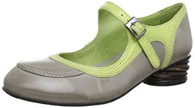 Tiggers Womens MOON Mary Jane Shoes multi-coloured Mehrfarbig (bege/lightyellow) Size: 3.5