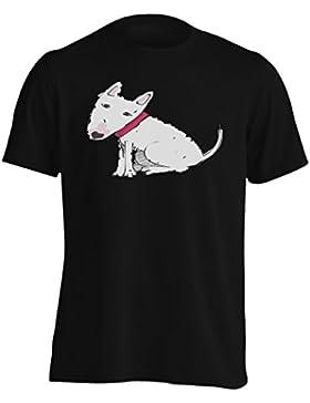 Divertido Perro Divertido Camiseta de los hombres r668m