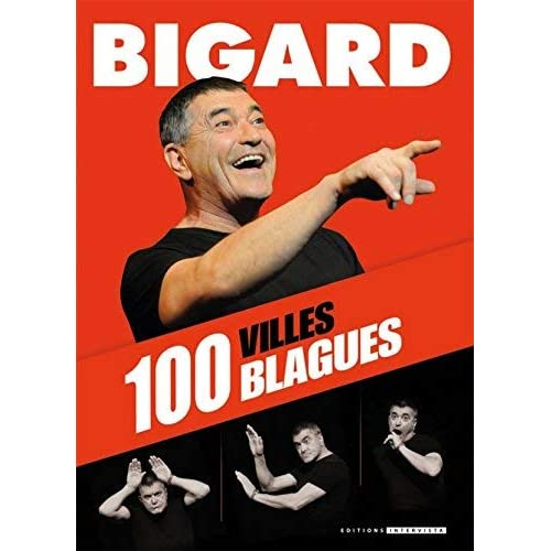 100 villes 100 blagues (French Edition) by JEAN-MARIE BIGARD(2010-08-18)