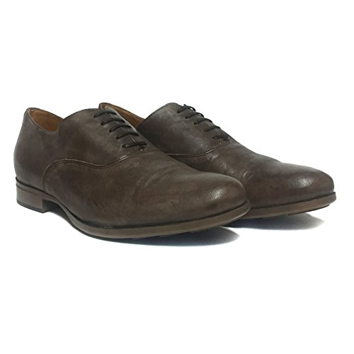 Geox U Besmington B, Scarpe Stringate Basse Oxford Uomo Coffee