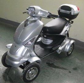 450W ElektroScooter ZWEISITZER Senioren ElektroMobil Mobility Vehicle Allen 1 bis 20km/h