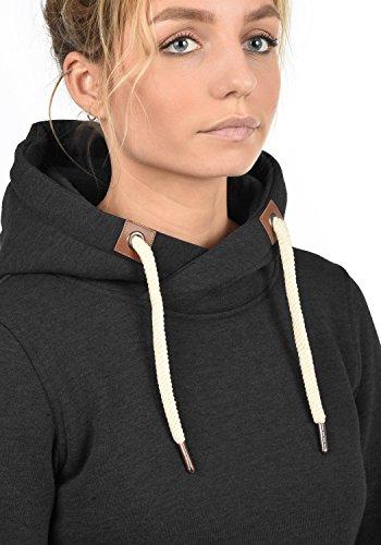 DESIRES VickyHood Damen Damen Hoodie Kapuzenpullover Pullover mit Kapuze  Cross-Over-Kragen und Fleece. Previous Next c703823c2a