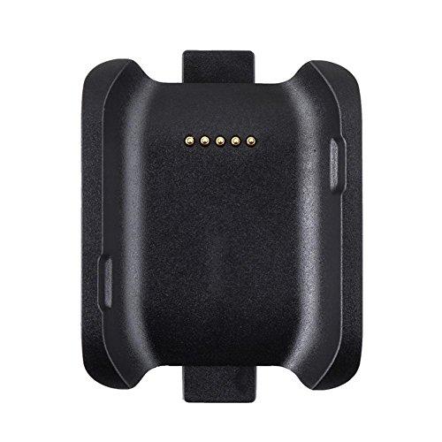Galleria fotografica Smart Watch caricabatterie dock di ricarica con cavo di ricarica micro USB per Samsung Galaxy Gear sm-v700
