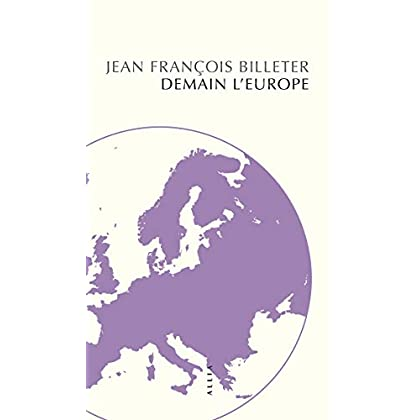 Demain l'Europe (Petite collection)
