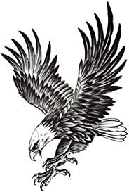 Eagle tattoo stickers waterproof tattoo paste