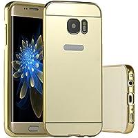Custodia Samsung Galaxy S7 Edge,ZXK CO Custodia Metallo per Samsung