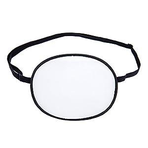 FMS 100% Seide Augen Flecken für Erwachsene Kinder zu behandeln Lazy Eye Amblyopie Strabismus