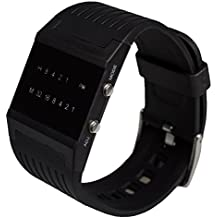 getDigital 6202 - Reloj de pulsera binario digital para principiantes