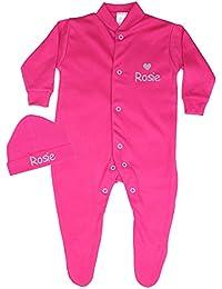 db758b8a1 Amazon.co.uk  3-6 Months - Sleepsuits   Sleepwear   Robes  Clothing