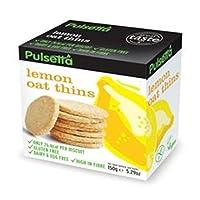 Pulsetta Lemon Oat Thins 150g