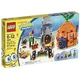 LEGO Bob Esponja Bikini Bottom Submarino Party 3818 (Jap?n importaci?n / El paquete y el manual est?n escritos en japon?s)