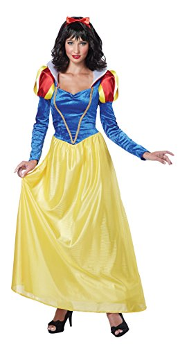 Costume Blanche-Neige Femme