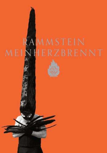 Empire 558619 - Poster musicale dei Rammstein Mein Herz brennt (il mio cuore brucia) 60 x 84 cm
