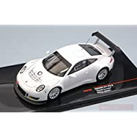NEW IXO Model GTM120 Porsche 911 GT3 R Ready TO Race White Version 1:43