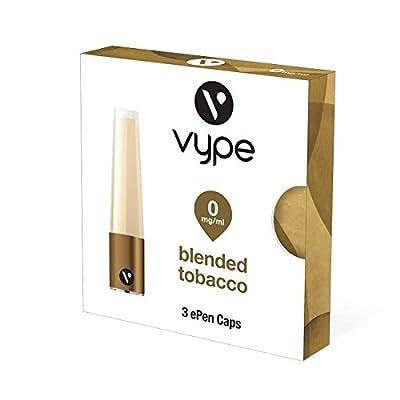 Vype ePen Caps Blended Tobacco 3er Pack   e-Liquid   ohne Nikotin von Nicoventures Trading Ltd