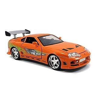 Jada - 97168 - Fast and Furious - Toyota Supra, Maßstab 1:24