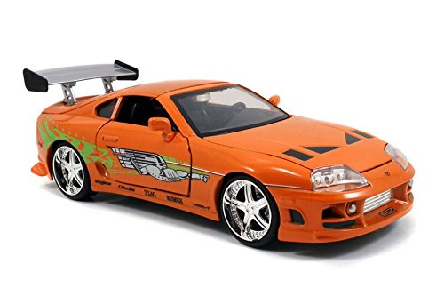 fast and furious modellautos Jada - 97168 - Fast and Furious - Toyota Supra, Maßstab 1:24