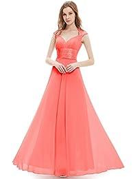 Ever Pretty V-Col Longue Robe de Soir¨¦e de style Empire 09672