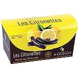 Citronettes enrobées - Chocolat noir 70% Chevaliers d'Argouges 170g