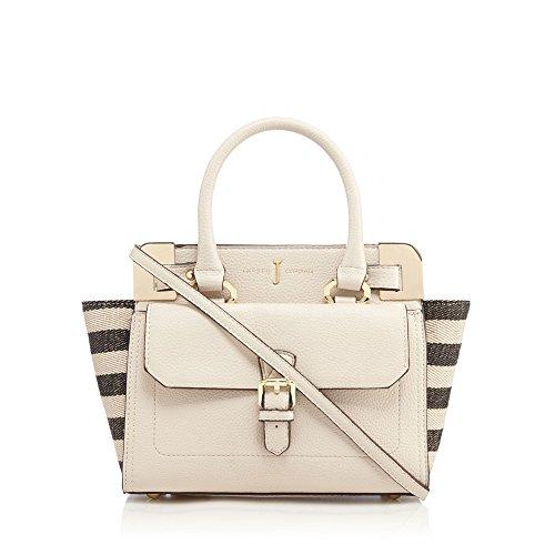 j-by-jasper-conran-womens-cream-striped-grab-bag