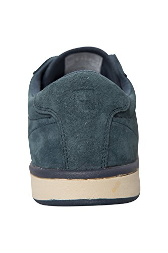 Mountain Warehouse Mariner Mens Lace-Up Shoes Blu navy
