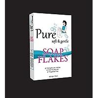 Originale Pure scaglie di sapone by Playlearn Confezione 10Lavaggi)